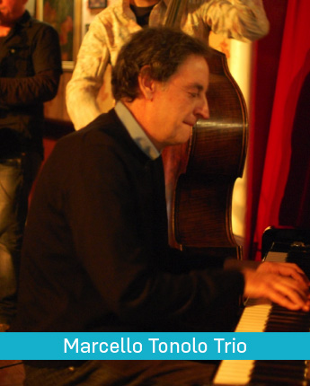 Marcello Tonolo Trio